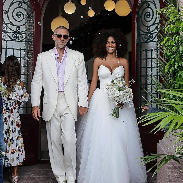 Венсан Кассель одружився з моделлю, молодшою на 30 років
