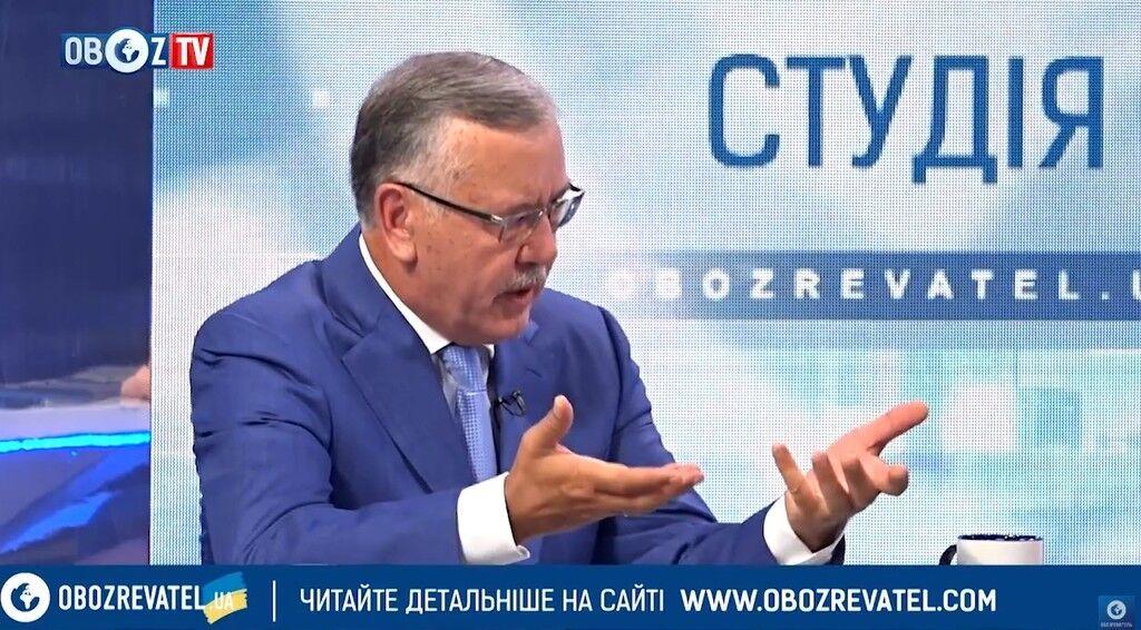По границе на Донбассе возможен компромисс - Гриценко