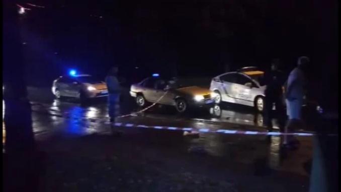 В Ривне таксист расстрелял пассажира