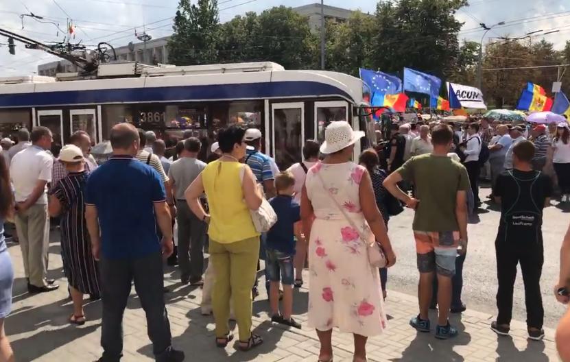 Молдову охопили масові протести проти влади