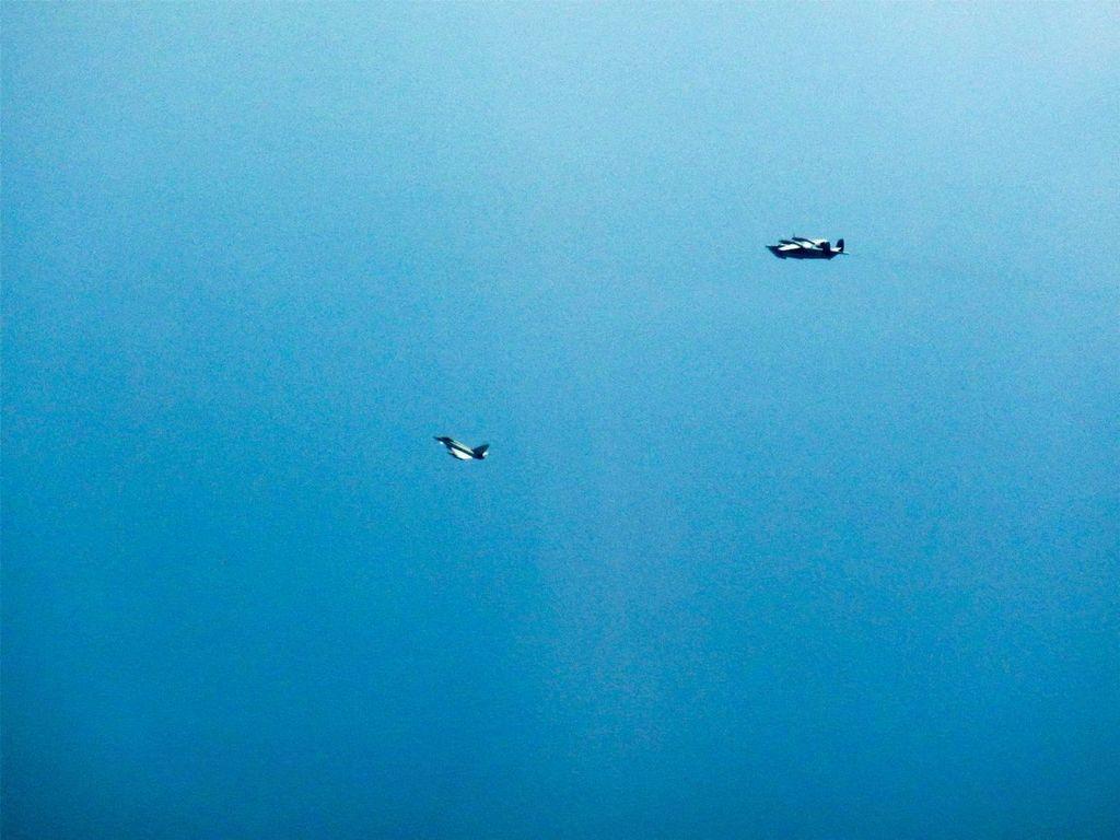 Россия нарвалась на Британию над Черным морем: фото опасного инцидента