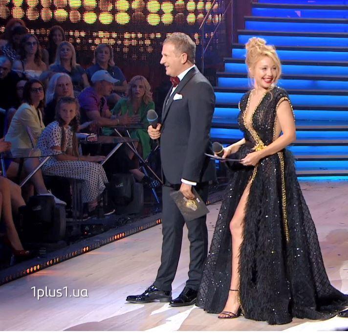 Тина Кароль поразила публику откровенным платьем