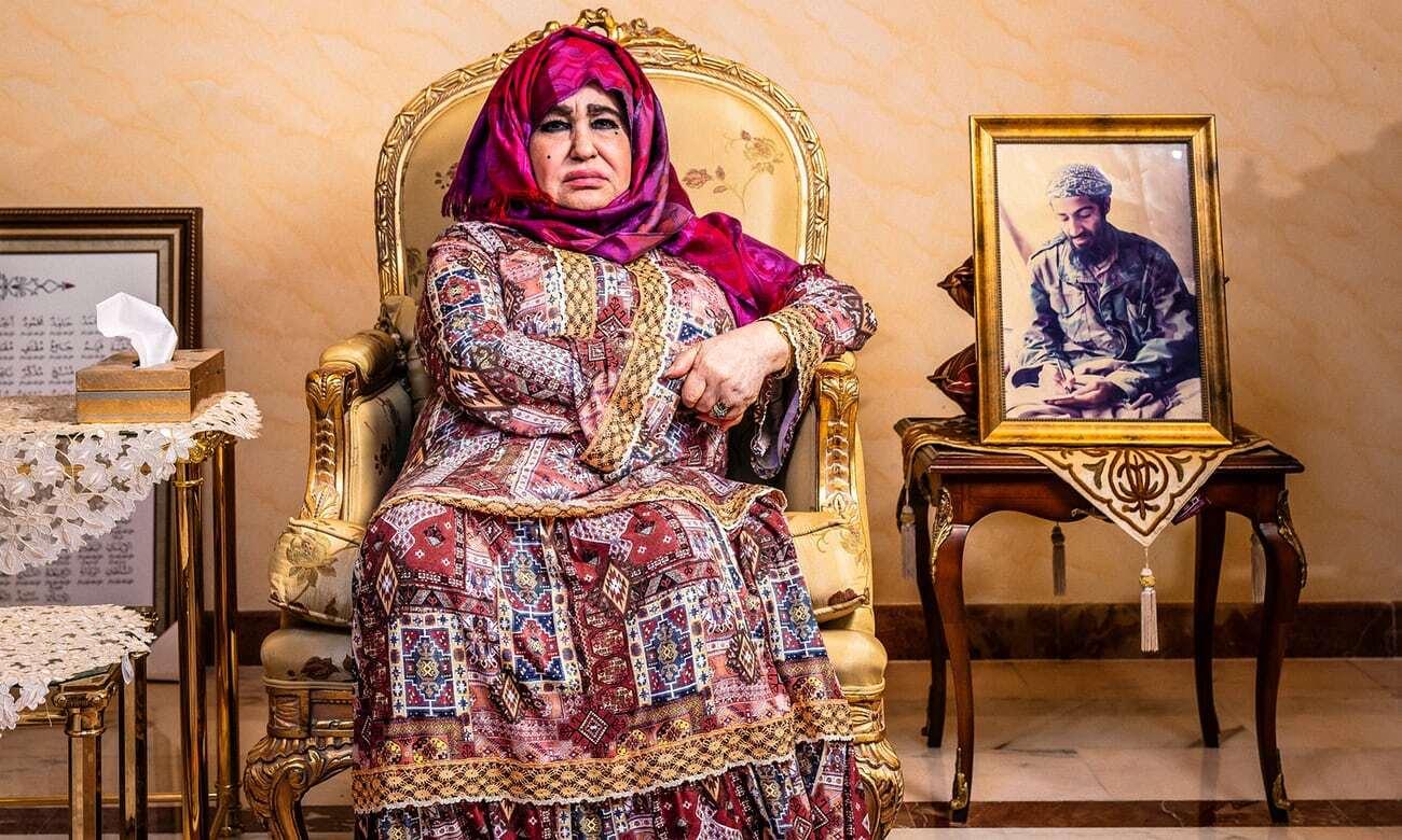 Мати бен Ладена вперше розкрила таємниці сина