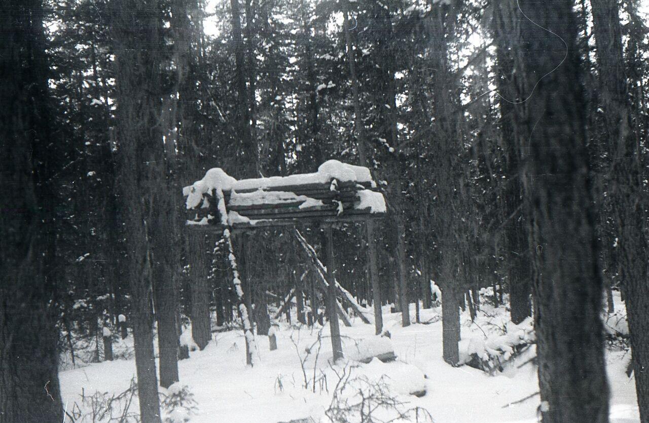 Разрушенная могила