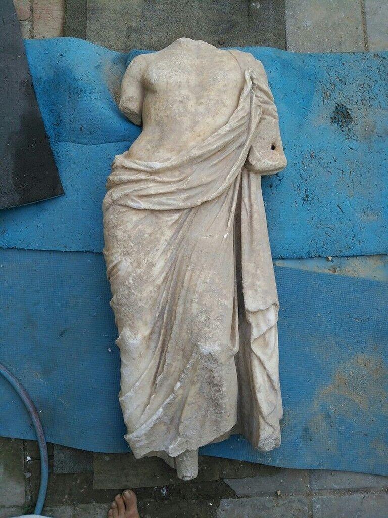 Житель древнего царства: в Крыму обнаружили невероятную скульптуру