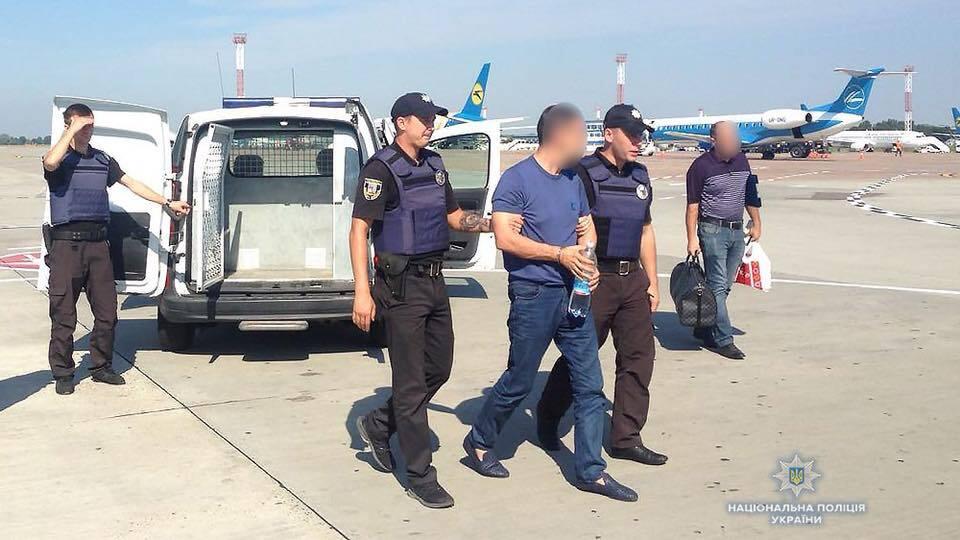 """В Україні зловили помічника відомого """"злодія в законі"""""""