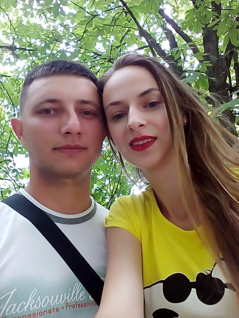 Обнародовано фото военкома и молодой пары: Маши и Ильи, которых он сбил насмерть