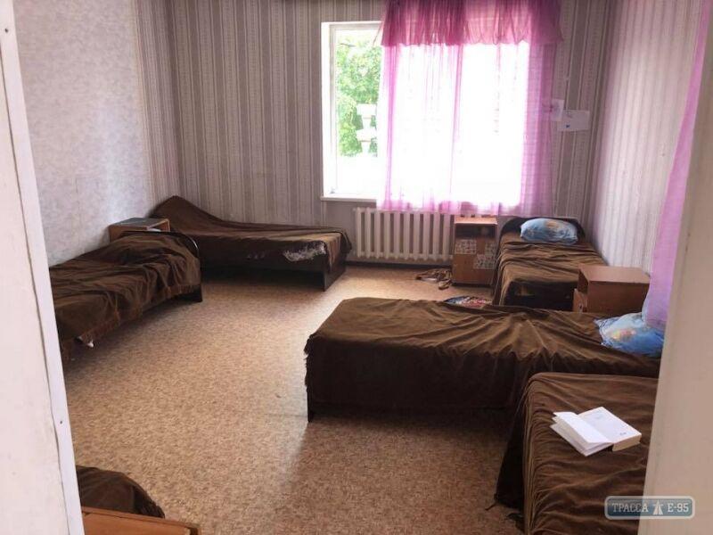 Так выглядят комнаты в приюте
