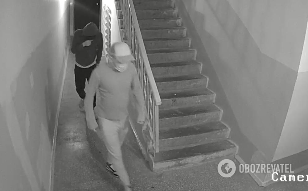 Злочинці знають про наявність камер, тому ховають обличчя