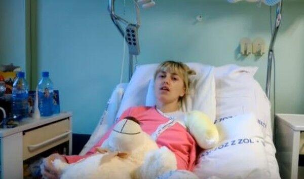 Елена Романенко получила серьезную травму