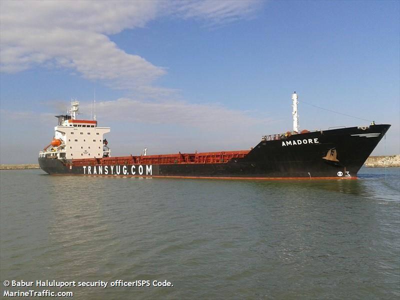 РФ задержала судно Украины в Азовском море