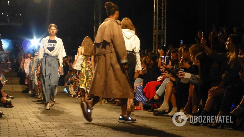 У Києві стартував Ukrainian Fashion Week-SS19