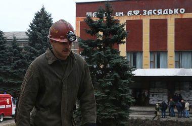 З шахти ім. Засядька вивозять вугілля