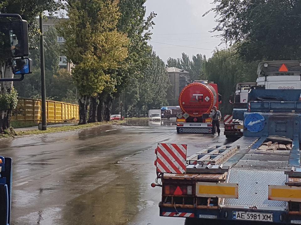 Потоп в Запорожье: опубликовано фото и видео последствий стихии