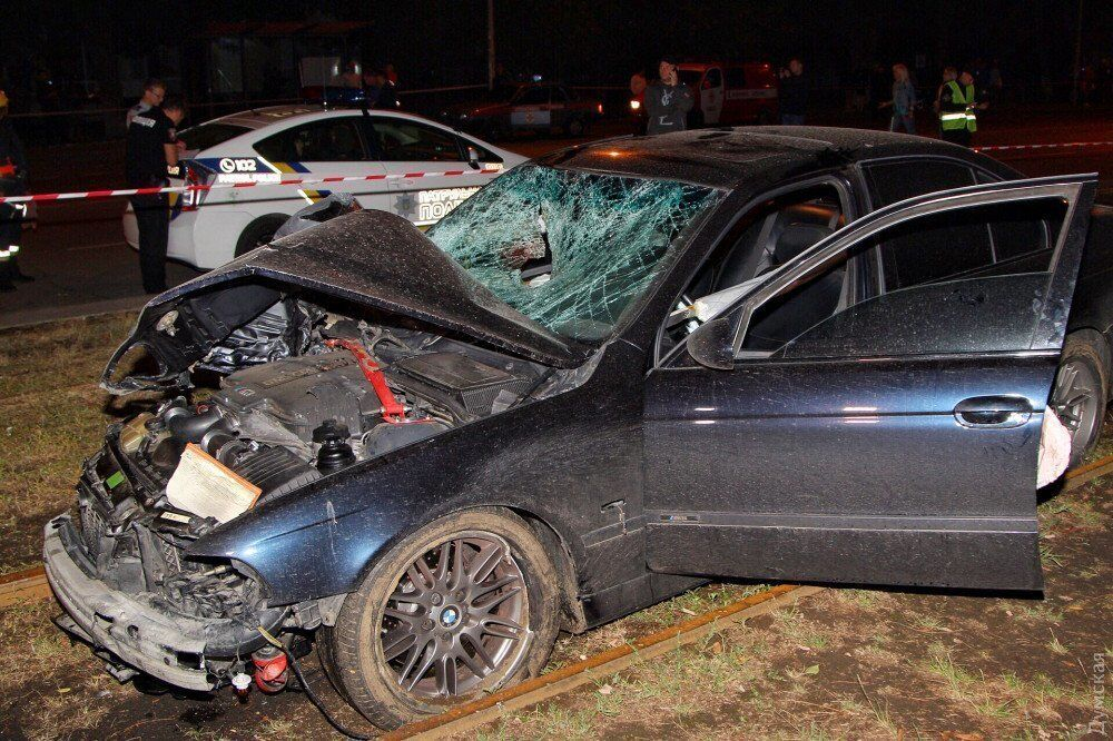 Смертельная авария в Одессе: суд решил судьбу водителя-гонщика