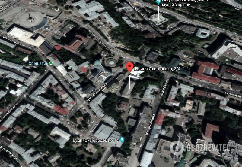 ЧП произошло в школе Печерского района