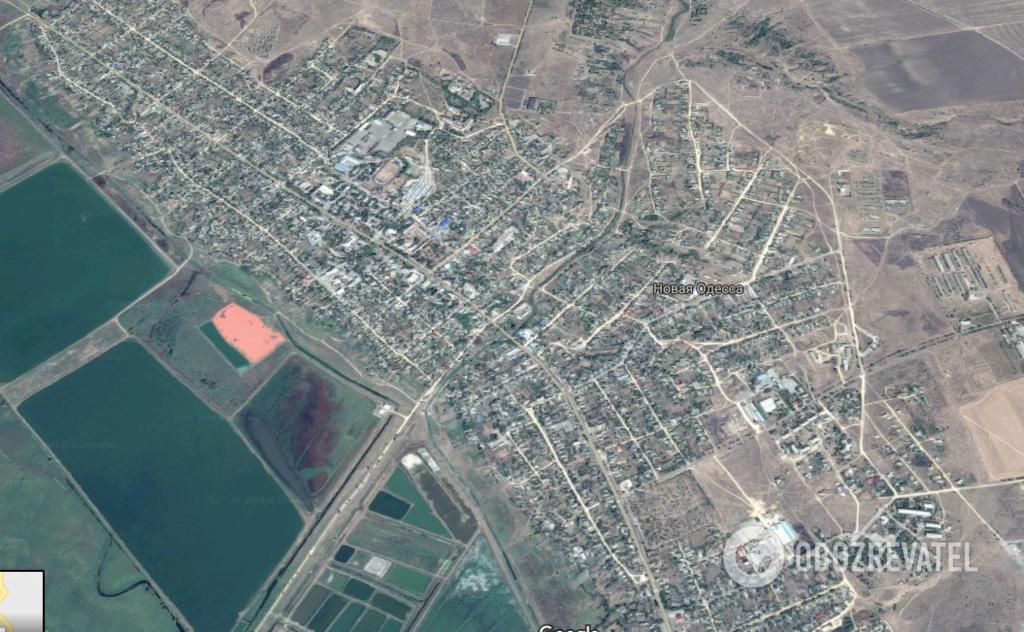 ЧП произошло в Новой Одессе