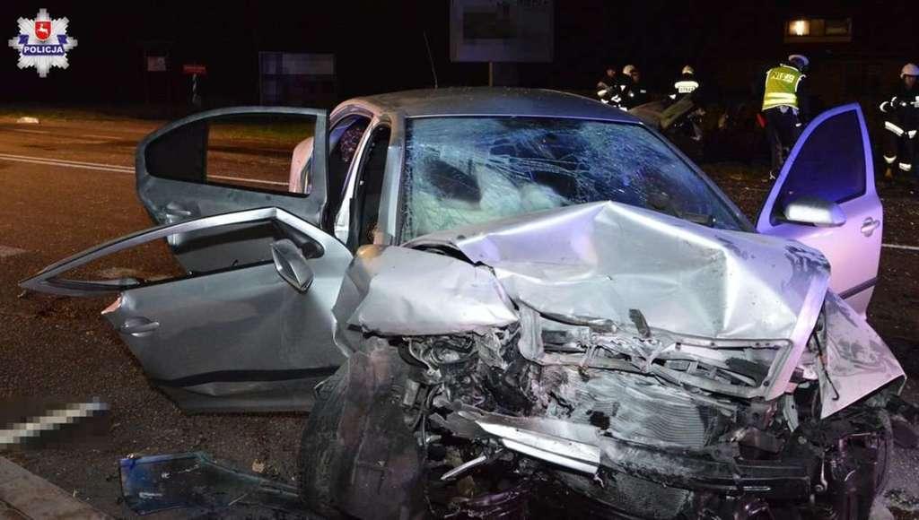 В Польше столкнулись два авто с украинцами: 1 жертва, 6 раненых