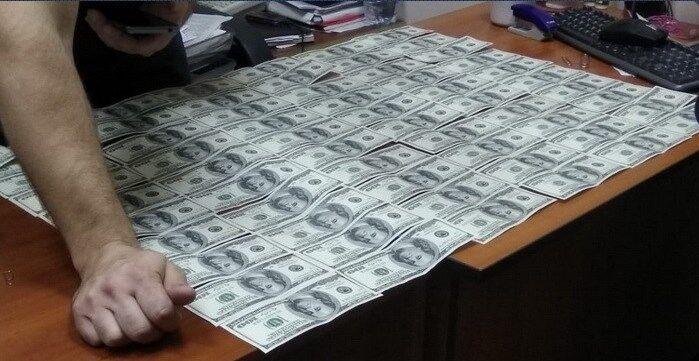 В Днепре депутат погорела на взятке в $12 тысяч