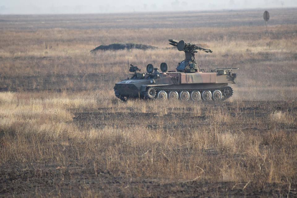 ВСУ перебросили войска и технику в Азовское море