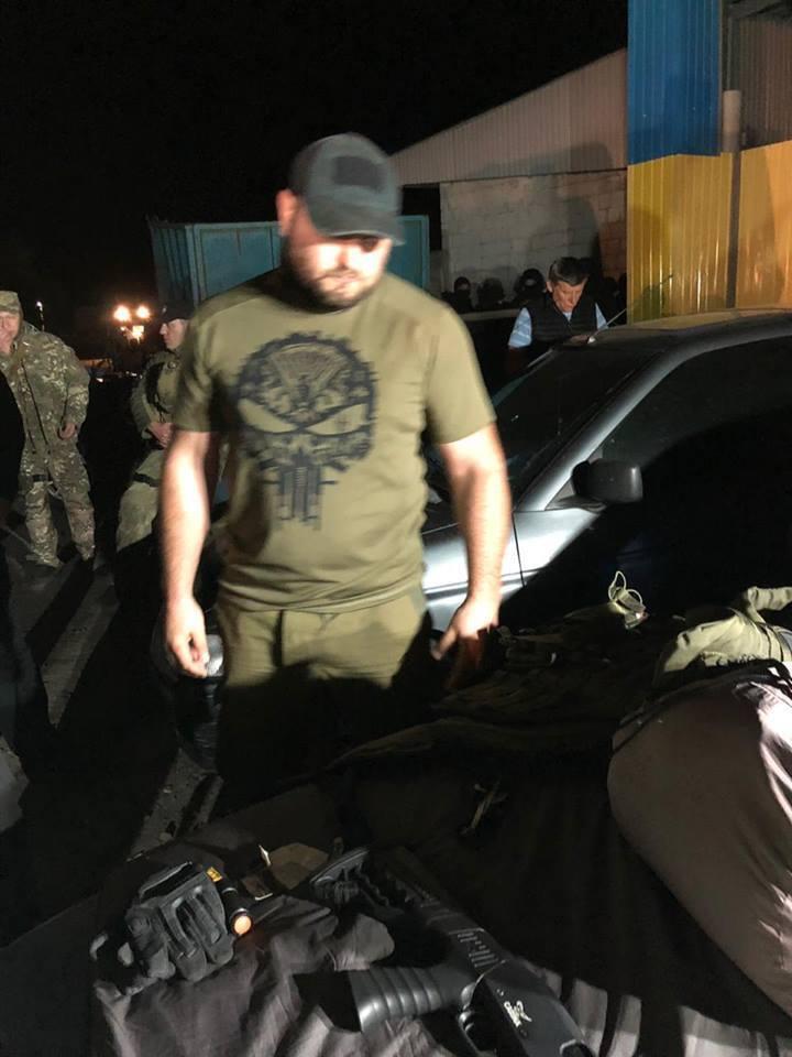 Под Харьковом рейдеры устроили бойню