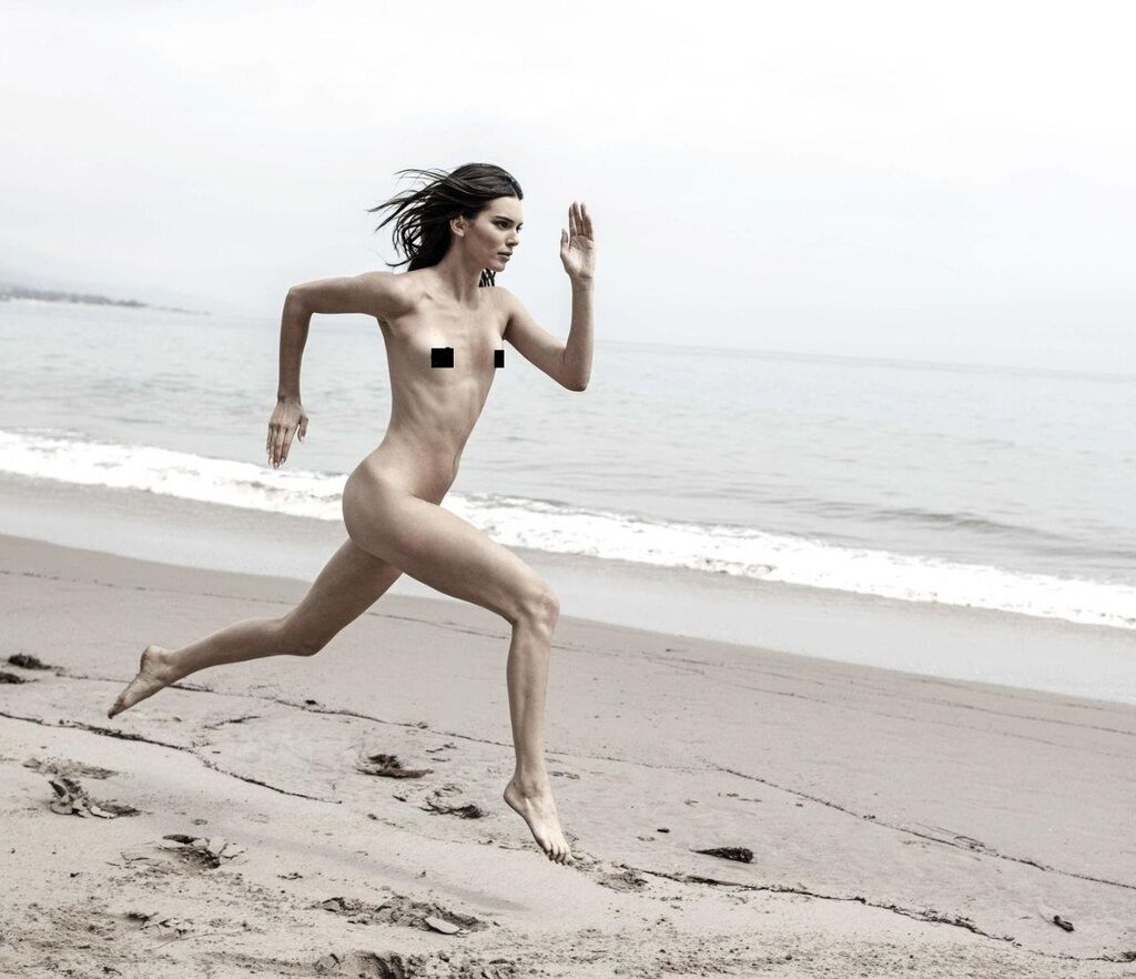 Kris jenner nude photo stolen