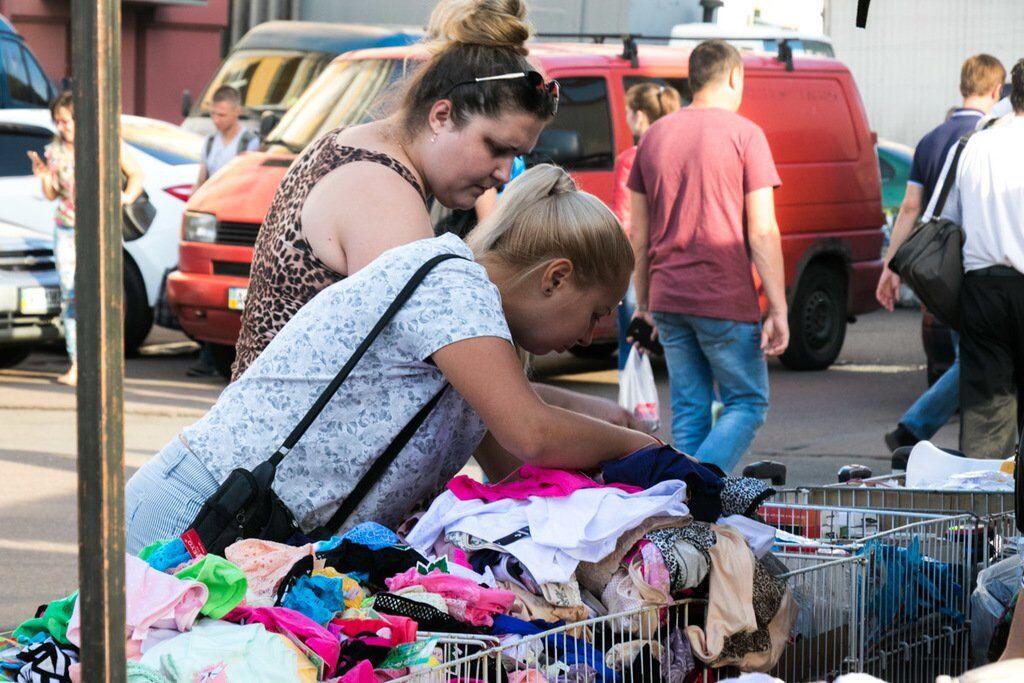 ЗМІ показали хаос на Вокзальній в Києві: фото