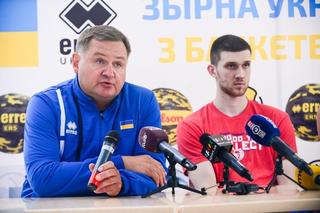 Автограф-сесія збірної України