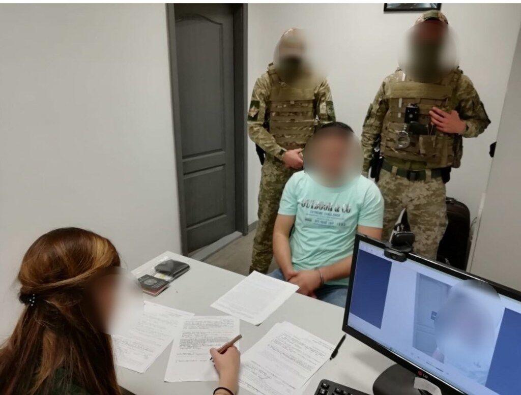 Под Киевом задержали террориста ИГИЛ: фото
