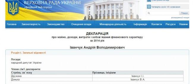 Як заступник голови ''Народного фронту'' наплював на закон