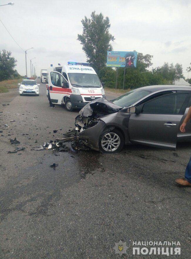 В Харькове произошло смертельное ДТП. 18+