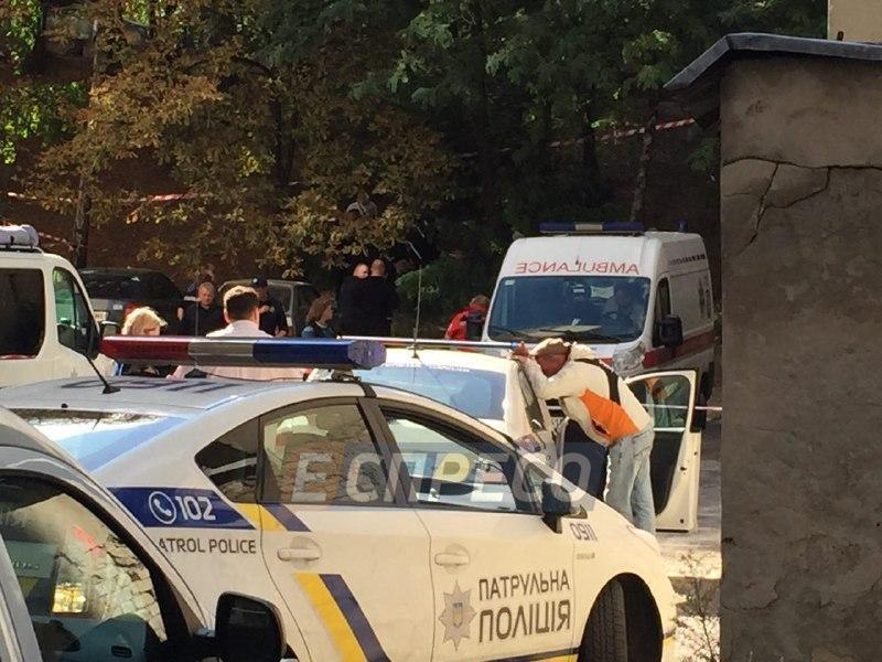 В Киеве бездомный нашел мертвого младенца