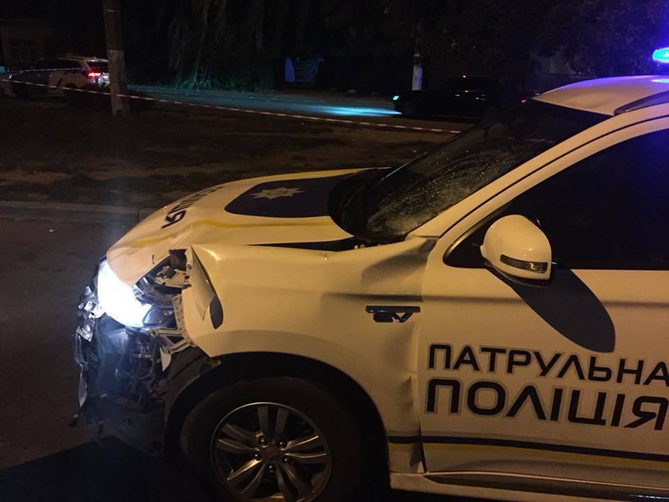 ДТП в Черновцах