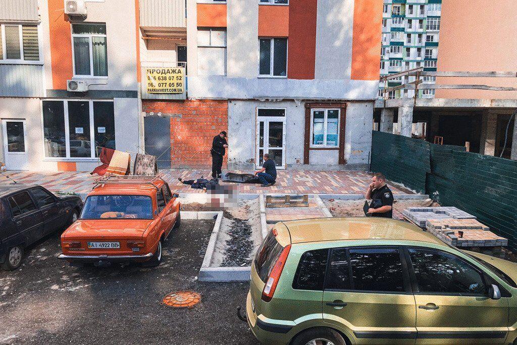 В Киеве на стройке нового ЖК убило женщину