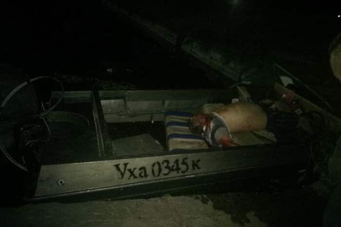 Украинская лодка протаранила танкер России: опубликованы фото