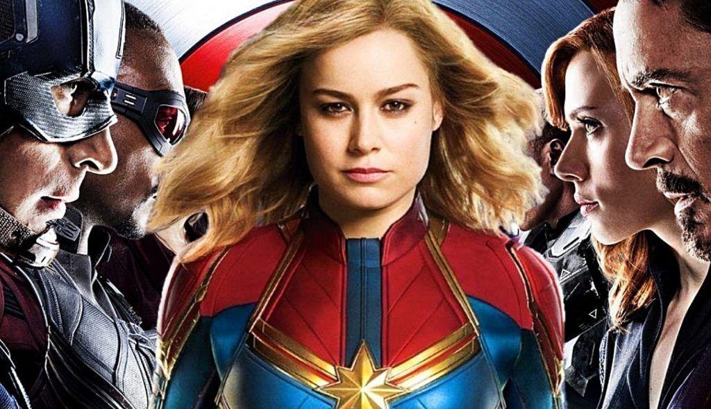 """У мережі вийшов перший трейлер саги """"Капітан Марвел"""""""