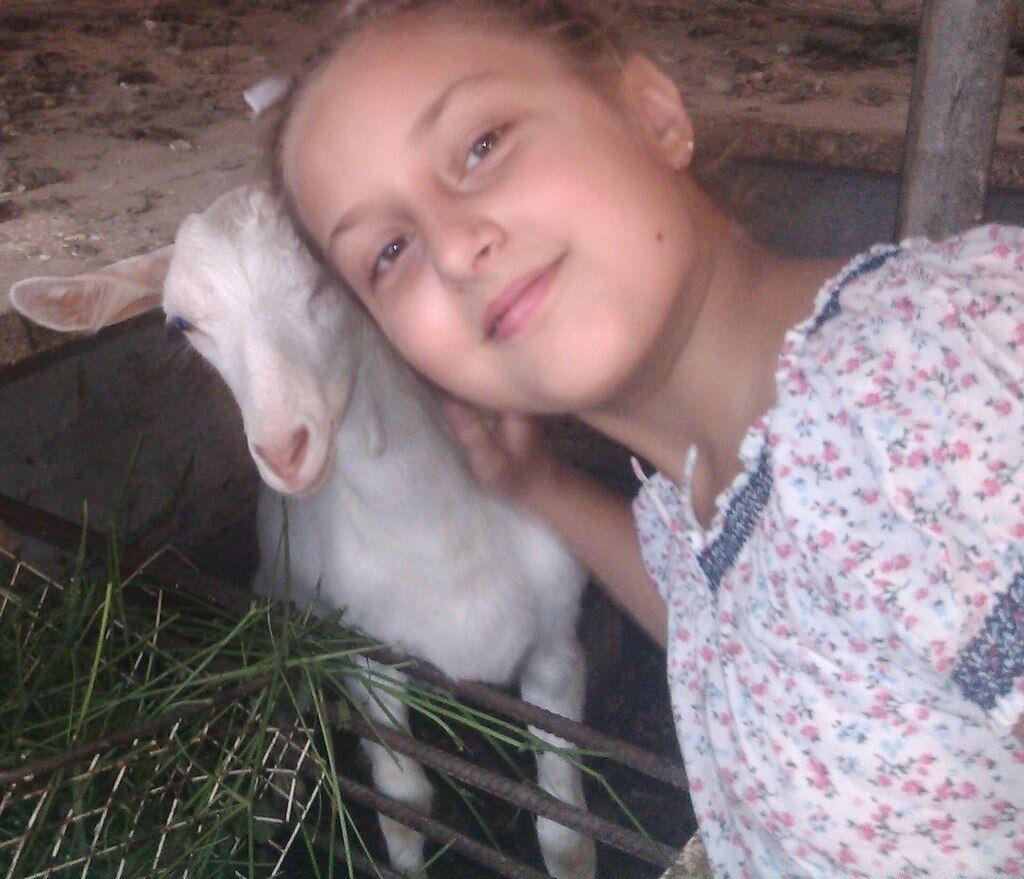 15-летняя Александра Сенгетовски