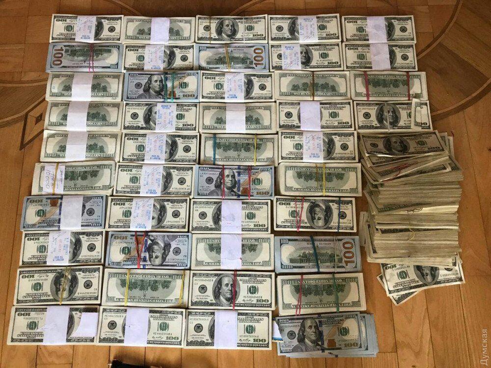 В Одессе вору-пенсионеру вернули ''общак'' в $1 млн