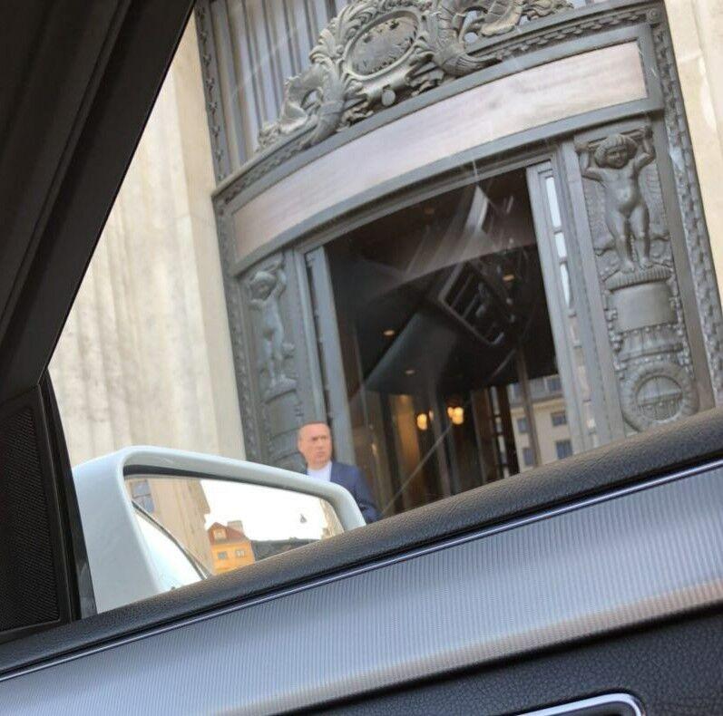 Микола Мартиненко у Відні