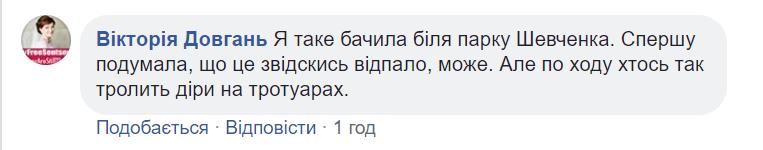 У Києві помітили дивину