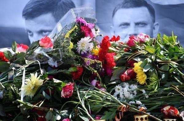 """""""Донецкий батя"""": в """"ДНР"""" попрощались с Захарченко"""