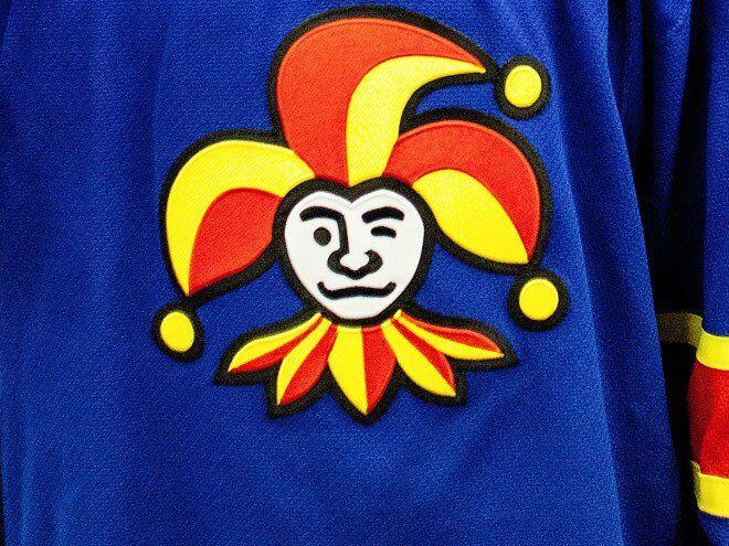Оригінальний логотип хокейного клубу