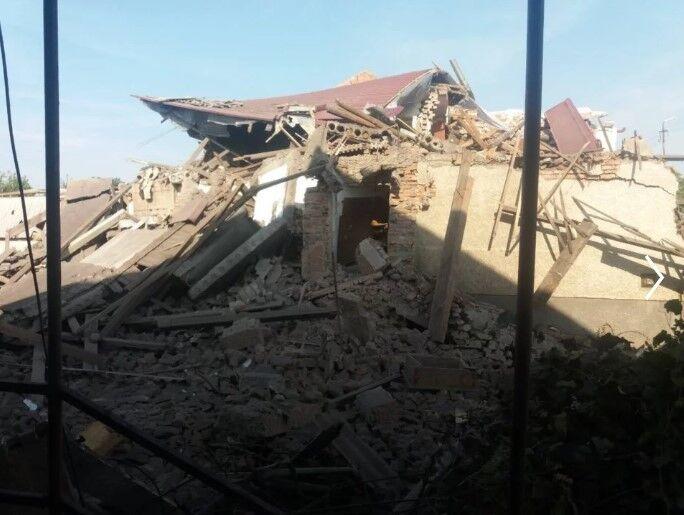На Закарпатті вибух зруйнував житловий будинок