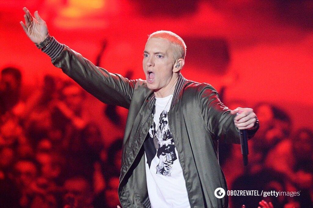 Eminem установил абсолютный рекорд в YouTube