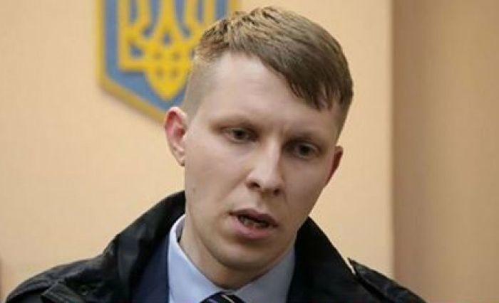 Прокурор САП Роман Симкив