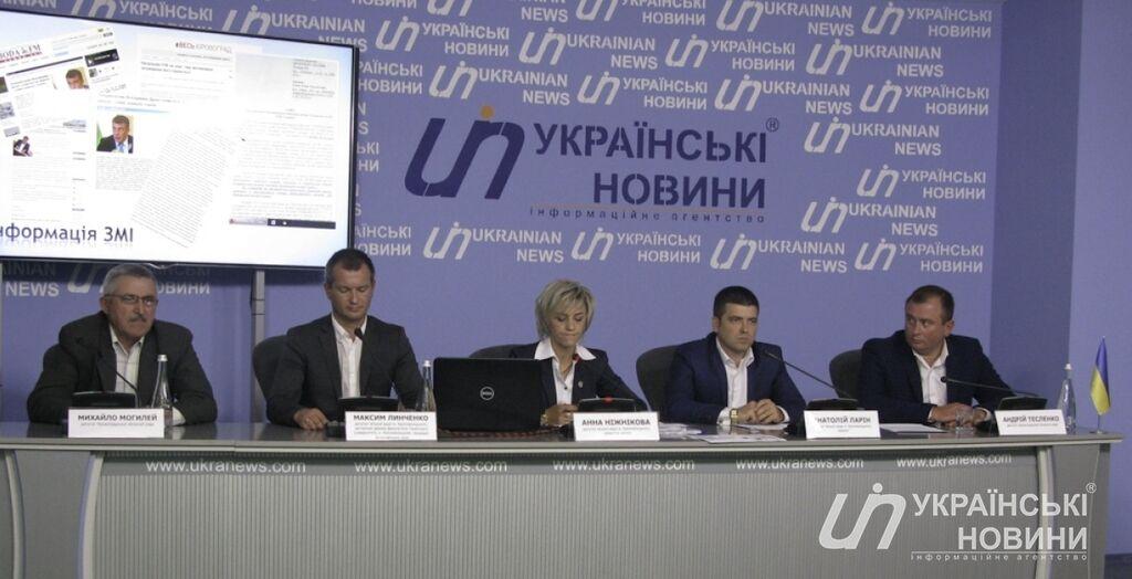В Кропивницком обвинили начальника полиции в фальсификации