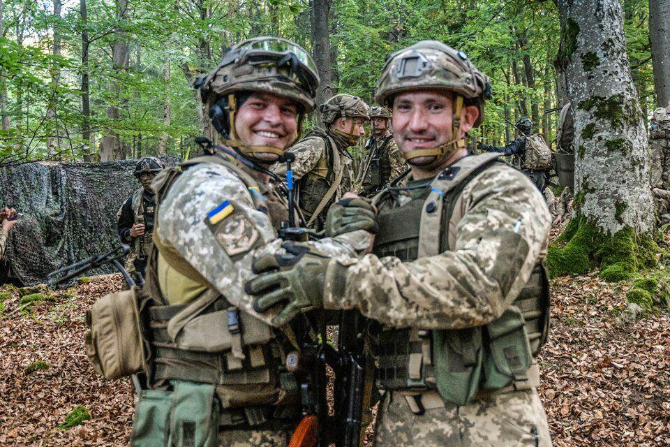 ЗСУ ''захопили'' італійських спецназівців