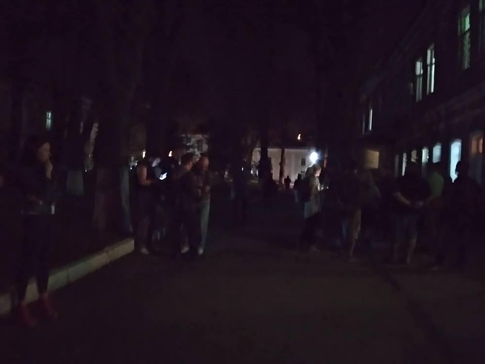 Пуля в грудь: в Одессе стреляли в иÐвестного активиста