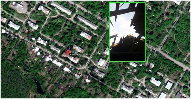 """Террористы """"ДНР"""" атаковали гражданских"""