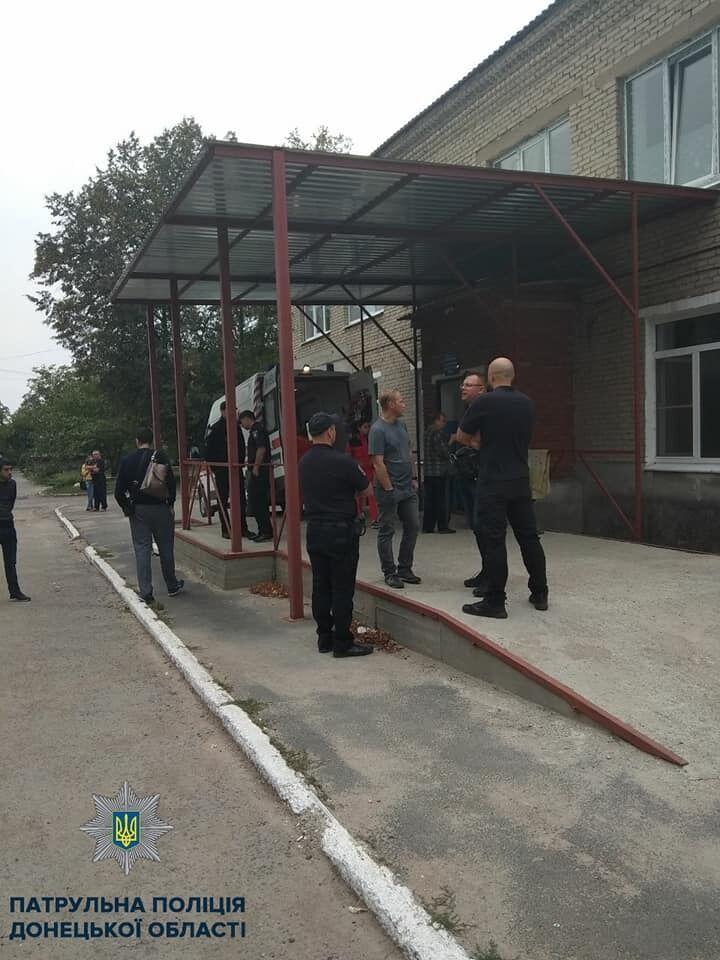 В Украине полицейская сбила пожилую женщину на переходе: первые фото и подробности